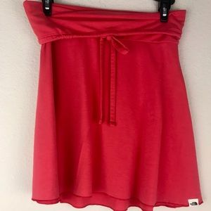EUC The North Face Skirt Pink Size Small